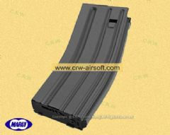 430rd Hi-Cap Magazine for Next Generation M4/SCAR-L AEG (Black) by Marui